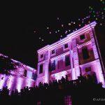 Illuminotecnica Castello Canalis