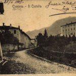 Cartolina epoca Castello Cumiana