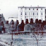 Immagine epoca Castello Costa Cumiana