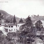 Veduta epoca Cumiana e Castello