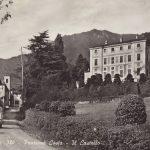 Veduta Castello e vespa Cumiana