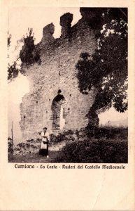 Scorcio Castello Cumiana