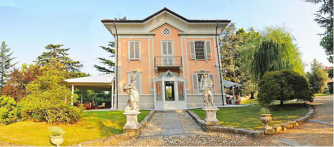 Villa Goggia Castello Canalis