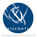 Logo visconti banqueting