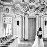 Sposa salone Castello Canalis