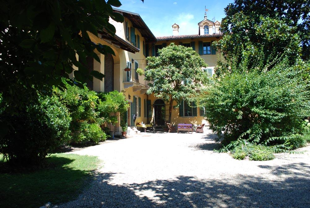 Villa Palmitia Cumiana Castello Canalis
